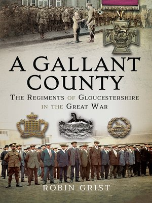 cover image of A Gallant County